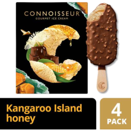 Photo of Connoisseur Kangaroo Island Honey With Honeycomb Shards Mp 4ml