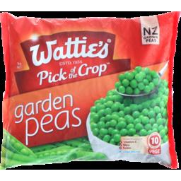 Photo of Watties Garden Peas 1kg