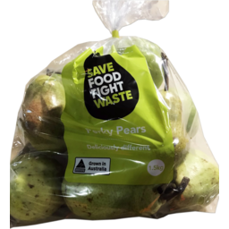 Photo of Save Food Fight Waste Perky Pears 1.5kg