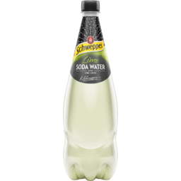 Photo of Schweppes Soda Water Lime Bottles
