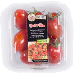 Photo of Tomatoes Vespolino Cocktail 250g Pack