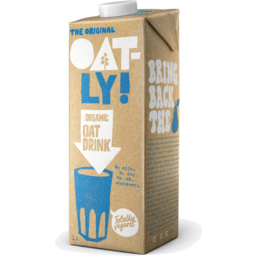 Photo of Oatly - Oat Milk - 1lt
