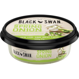 Photo of Black Swan Spring Onion Dip 200g