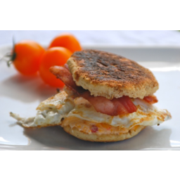 Photo of Bacon & Egg Muffin Ea