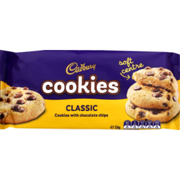 Photo of Cad Cookie Soft Choc Chip 156gm
