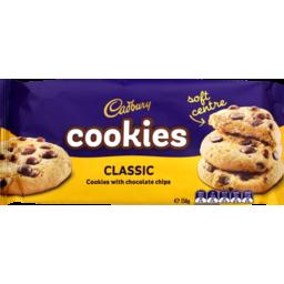 Photo of Cadbury Cookie Soft Choc Chip 156g