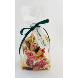 Photo of Bramble & Hedge Raspberry & Strawberry Honeycomb 200g
