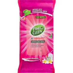 Photo of Pine-O-Cleen Wipes Trop 120s