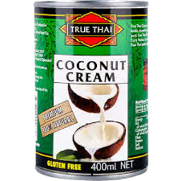 Photo of True Thai Coconut Cream 400ml