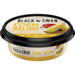 Photo of Black Swan Corn Relish Dip 200g