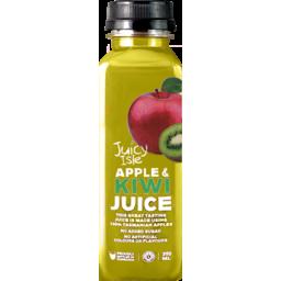 Photo of Juicy Isle Juice Apple & Kiwi 350mL