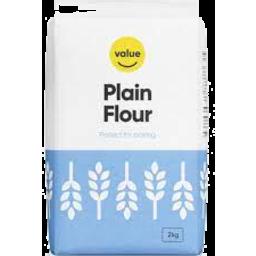 Photo of Value Plain Flour 2kg