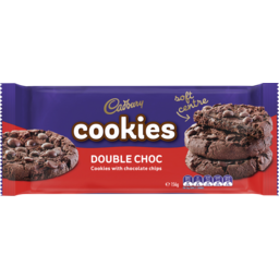Photo of Cad Cookie Soft Double Choc 156gm