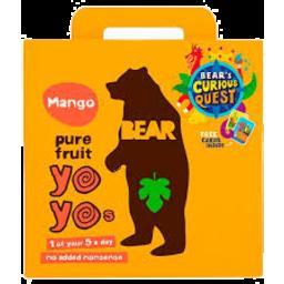 Photo of Bear Nibbles Frt Roll Mp Mango 100gm