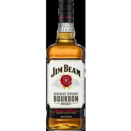 Photo of Jim Beam White Label Bourbon