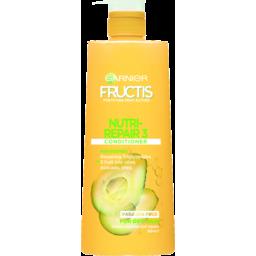 Photo of Garnier Fructis Nutri-Repair 3 Conditioner 850ml For Dry Hair 850ml