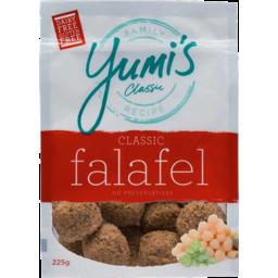 Photo of Yumi's Original Falafel Balls 225g