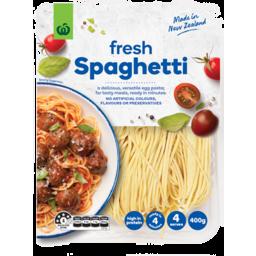 Photo of WW Fresh Spaghetti 400g