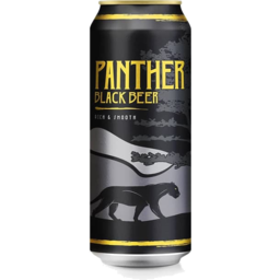 Photo of Black Panther 500ml