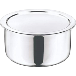 Photo of Stainless Steel Tope With Lid 2.5L