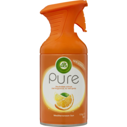 Photo of Air Wick Pure Air Freshener Spray Meditarranean Sun 159g