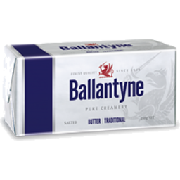 Photo of Ballantyne Butter Salted 250g