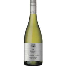 Photo of Tempus Two Platinum King Valley Pinot Grigio