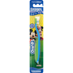 Photo of Oral-B Stage 2 Toothbrush 2-4 Years