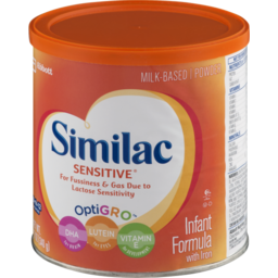 Photo of Similac Sensitive Infant Formula With Iron For Fussiness & Gas