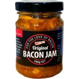 Photo of Bacon Jam Original 150g