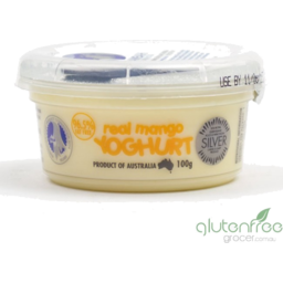 Photo of BARAMBAH MANGO  yoghurt 100G