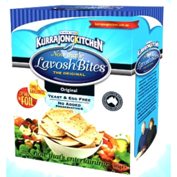Photo of K/Kitch Lavosh Bite Size 175g