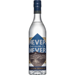 Photo of Never Never Distilling Co Southern Strength Gin