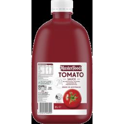 Photo of Masterfoods Tomato Sauce 2l