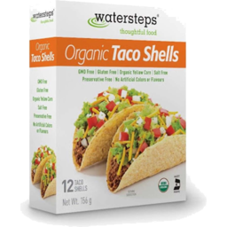 Photo of Watersteps Taco Shells (Pack Of 12)
