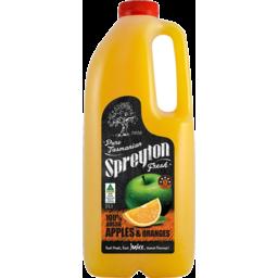 Photo of Spreyton Apple & Orng Juice 2lt