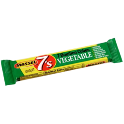 Photo of 7s Stock Cubes Vegetable