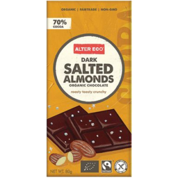 Photo of Alter Eco Chocolate - Dark Salted Almonds