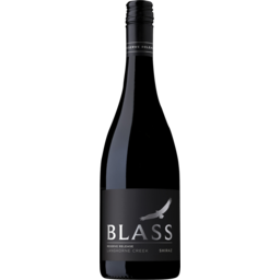 Photo of Blass Black Spice Shiraz 750ml
