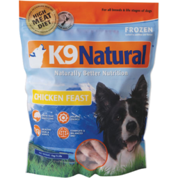 Photo of K9 Natural Frozen Chicken Gourmet Free Flow 1kg