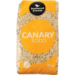Photo of Feathered Friends Canary Food 2kg
