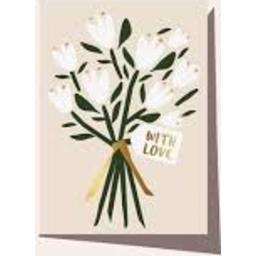 Photo of Elm Flower Bunch White