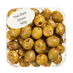 Photo of Bellis G&G Thai Olives 165gr