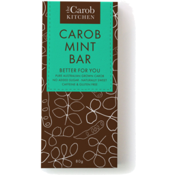 Photo of The Carob Kitchen - Mint 80g