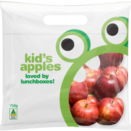 Photo of Loved By Lunchboxes Kids Apples 750g