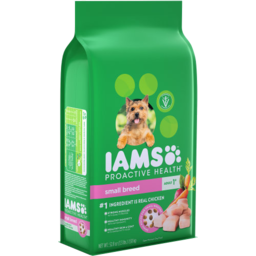 Photo of IAMS Dog Small Breed Chicken 1.5kg