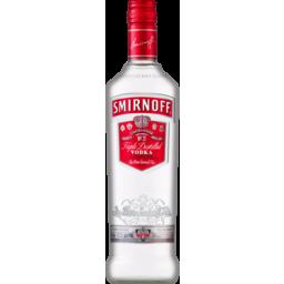 Photo of Smirnoff Red Label Vodka