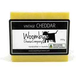 Photo of Woombye Vintage Cheddar