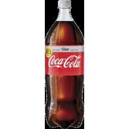 Photo of Coca Cola Diet 1.5l