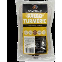 Photo of Dovedale Bread Paleo Turmeric 640g